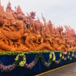 Discover the Illuminating Candle Festival of Ubon Ratchathani